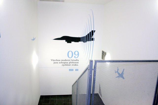 Allianz schodiště (jih)