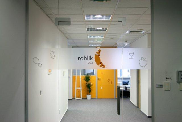 Rohlik.cz kanceláře