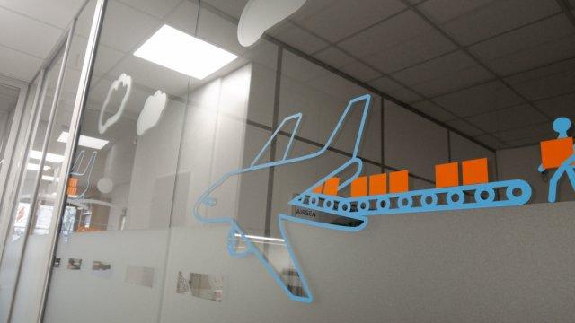 Advanced Airsea kanceláře